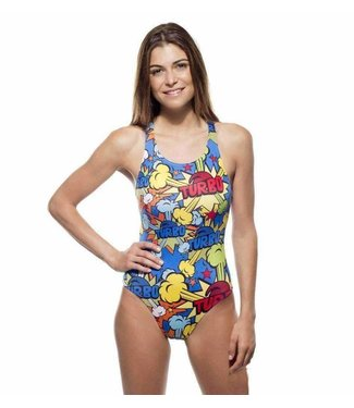 Turbo Swimming Dames Suits Pop Turbo