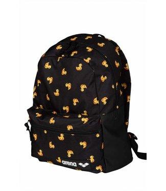 Arena Team Backpack 30 Allover ducks