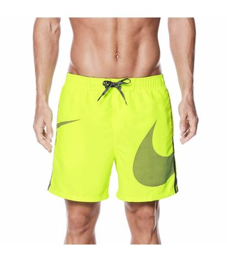 Nike Swim Volley Short Fluo Geel