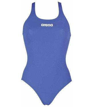 Arena W Solid Swim Pro royal/white