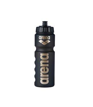 Arena Water Bottle (75cl) black/gold