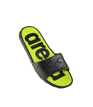 Arena Watergrip M black-lime