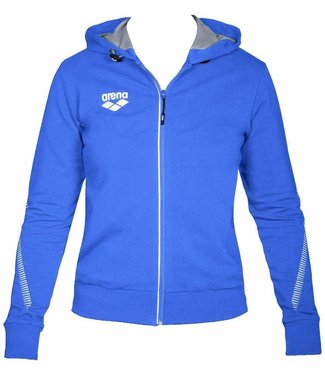 Arena W Tl Hooded Jacket royal