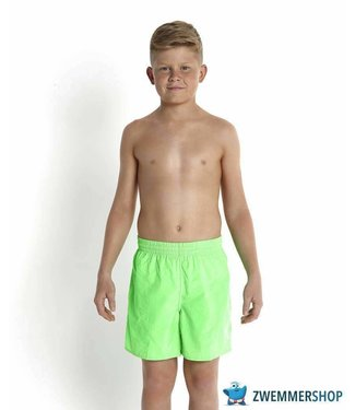 Speedo Zwemshort Jongens Challenge Groen