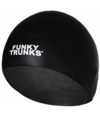 Funky Trunks Still Black Cap