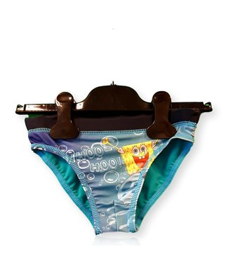 Disney Spongebob Zwembroek - Blauw/Geel