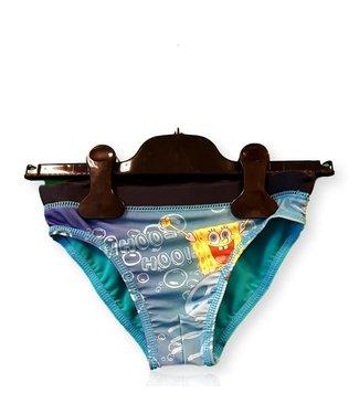 Nickelodeon Spongebob Zwembroek - Blauw/Geel