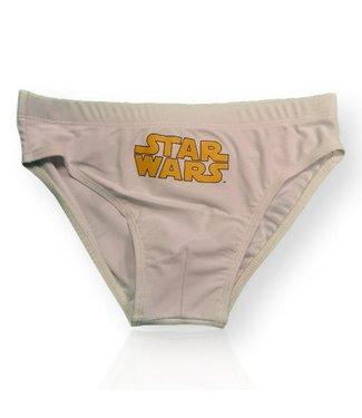 Disney Star Wars Zwembroek - Wit