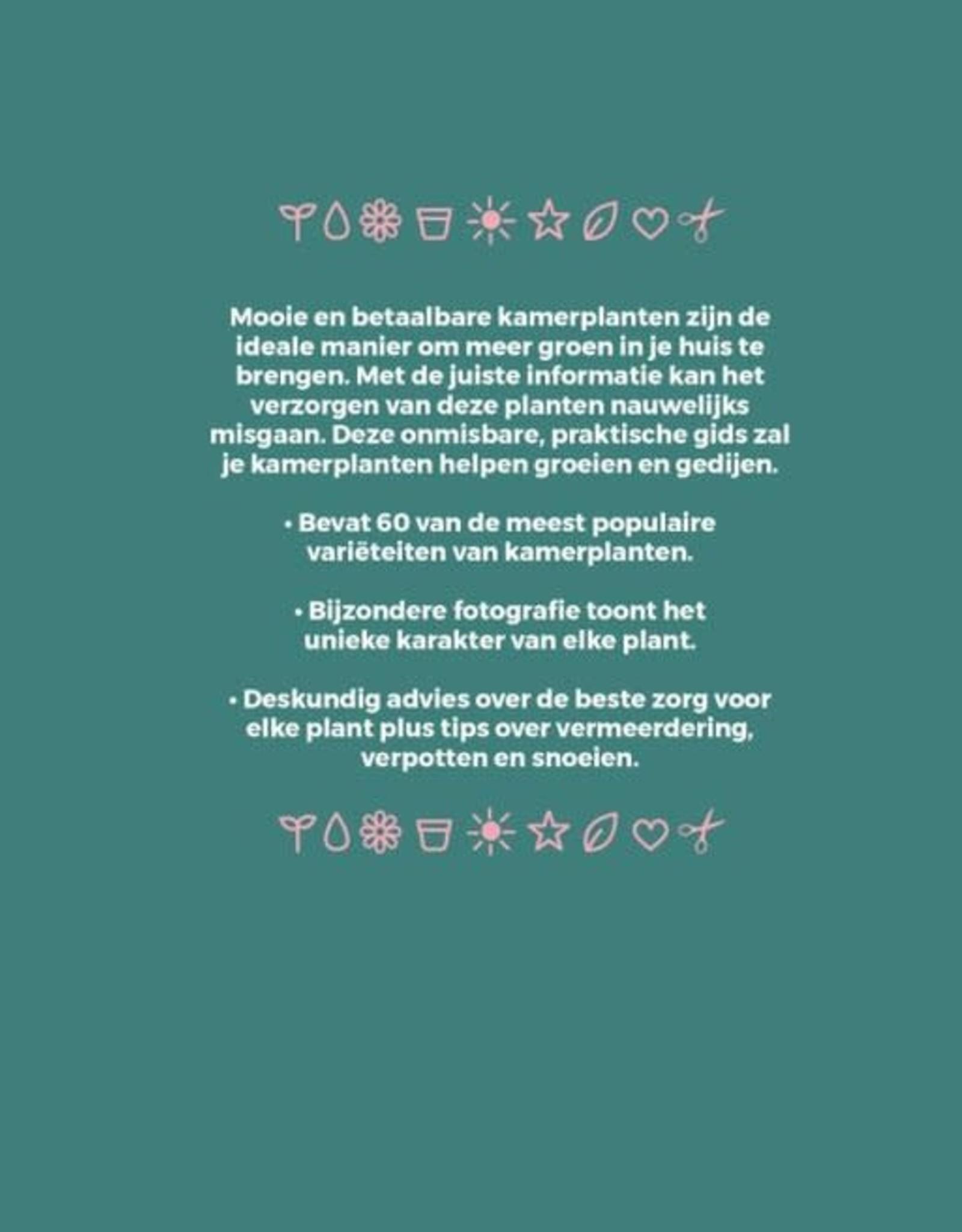 GRUUNbooks De kleine gids voor Kamerplanten [nl]