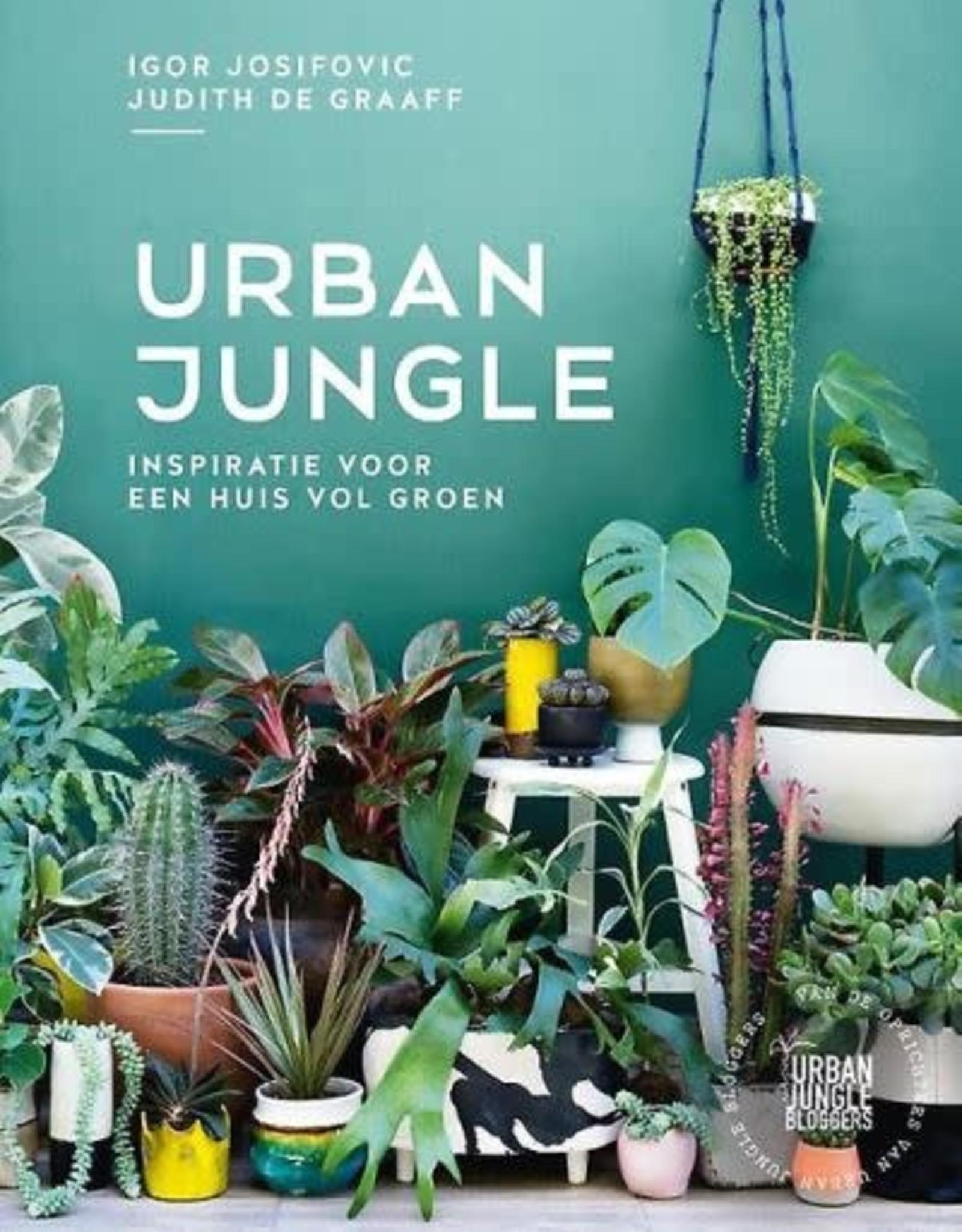 GRUUNbooks Hippe huisplanten [nl]