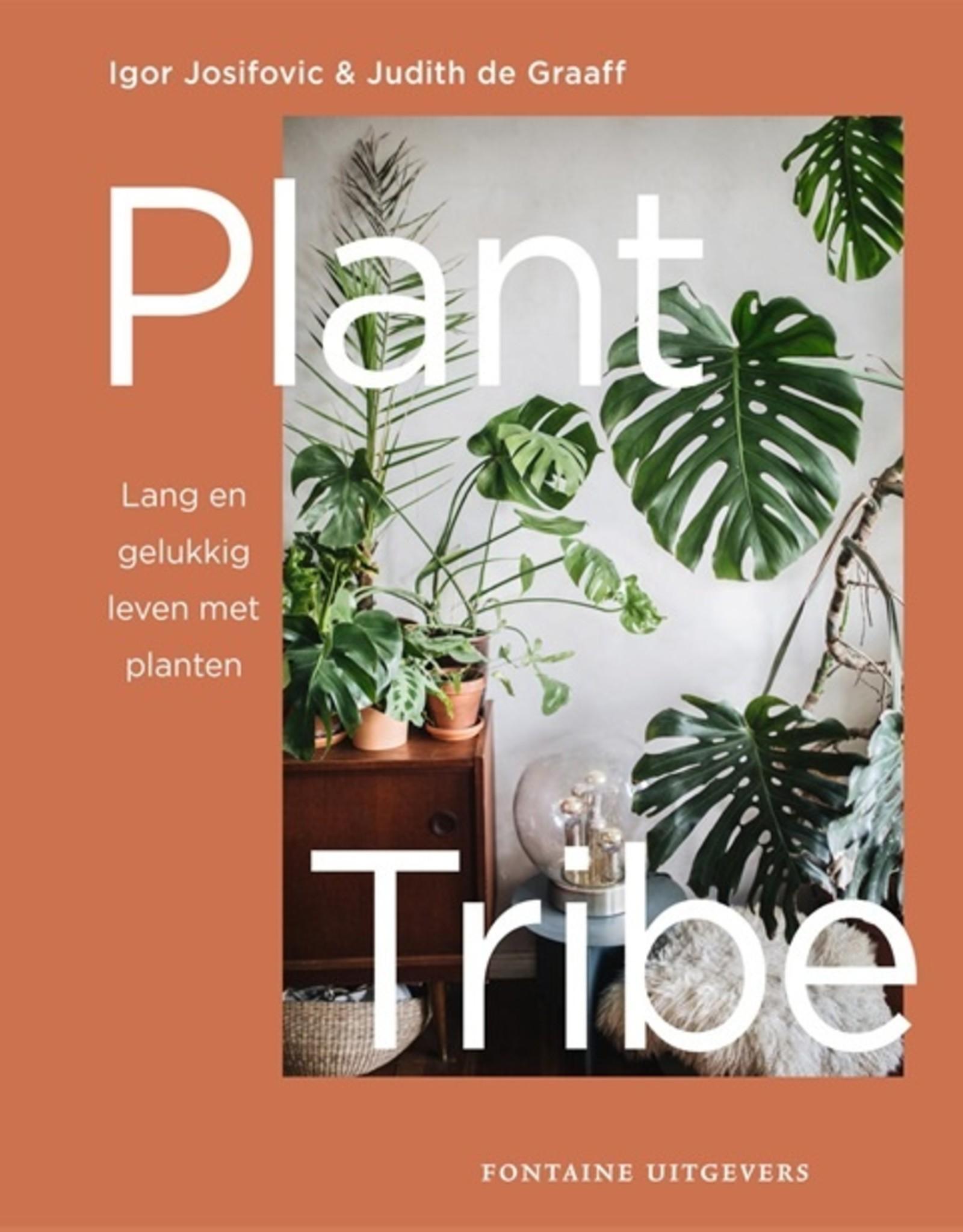 GRUUNbooks Plant Tribe [nl]