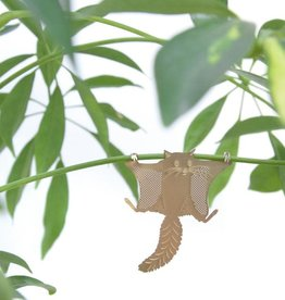 another studio Golden plant hanger - Flying Squirrel