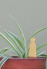 another studio Golden plant hanger - Meerkat