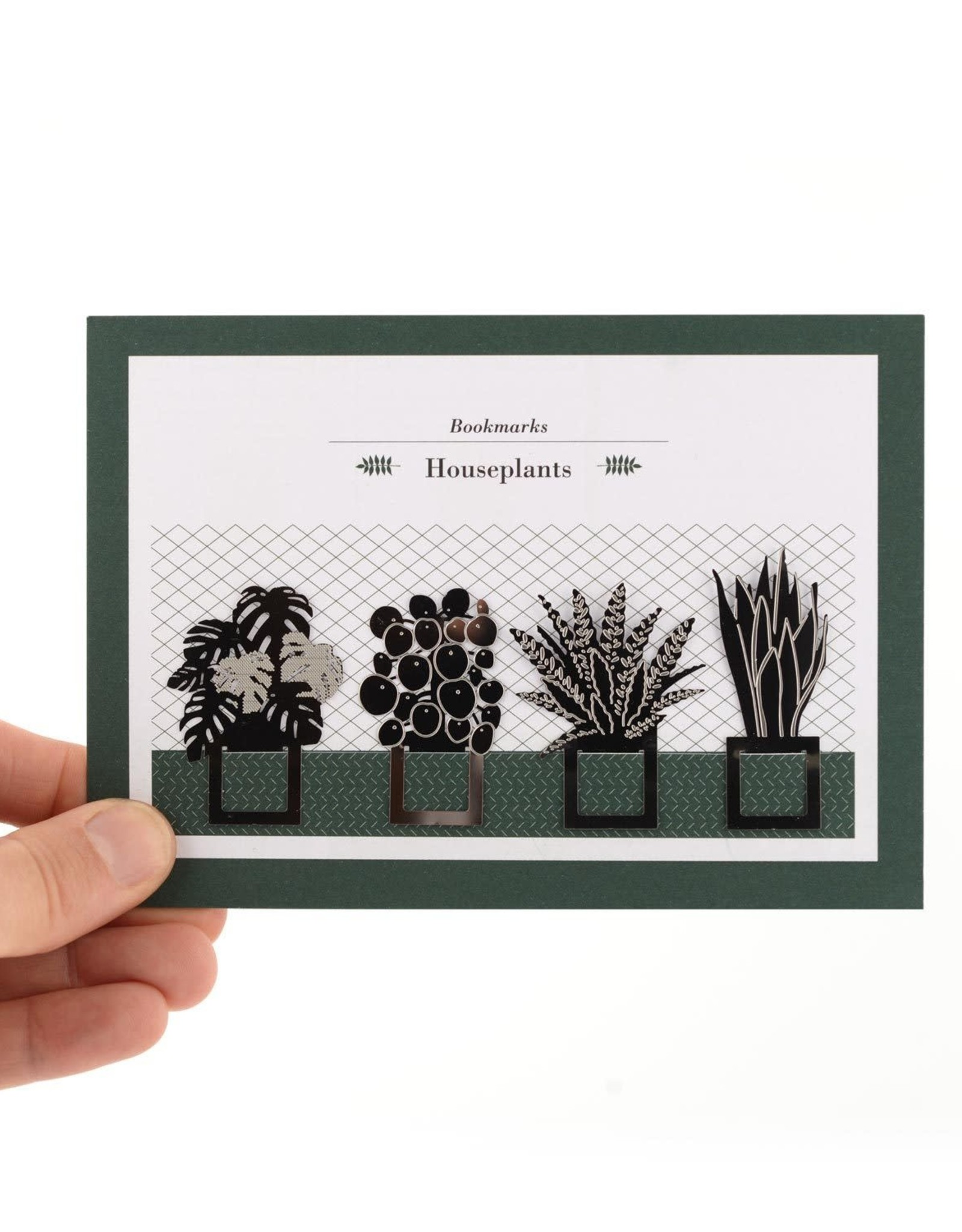 another studio Houseplant Bookmarks