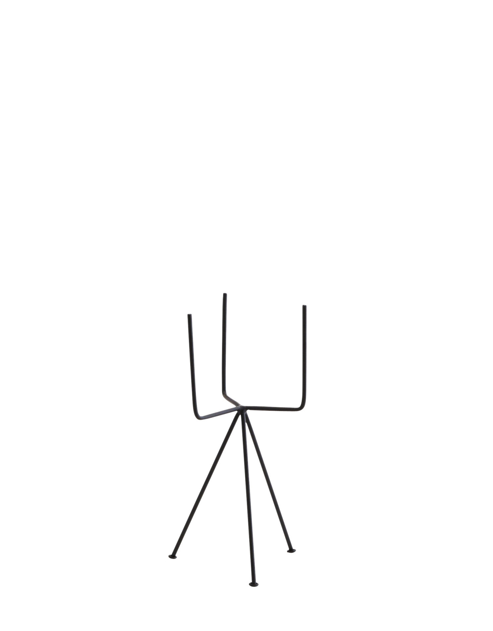 Madam Stoltz Plantenstaander - laag [16x34cm]