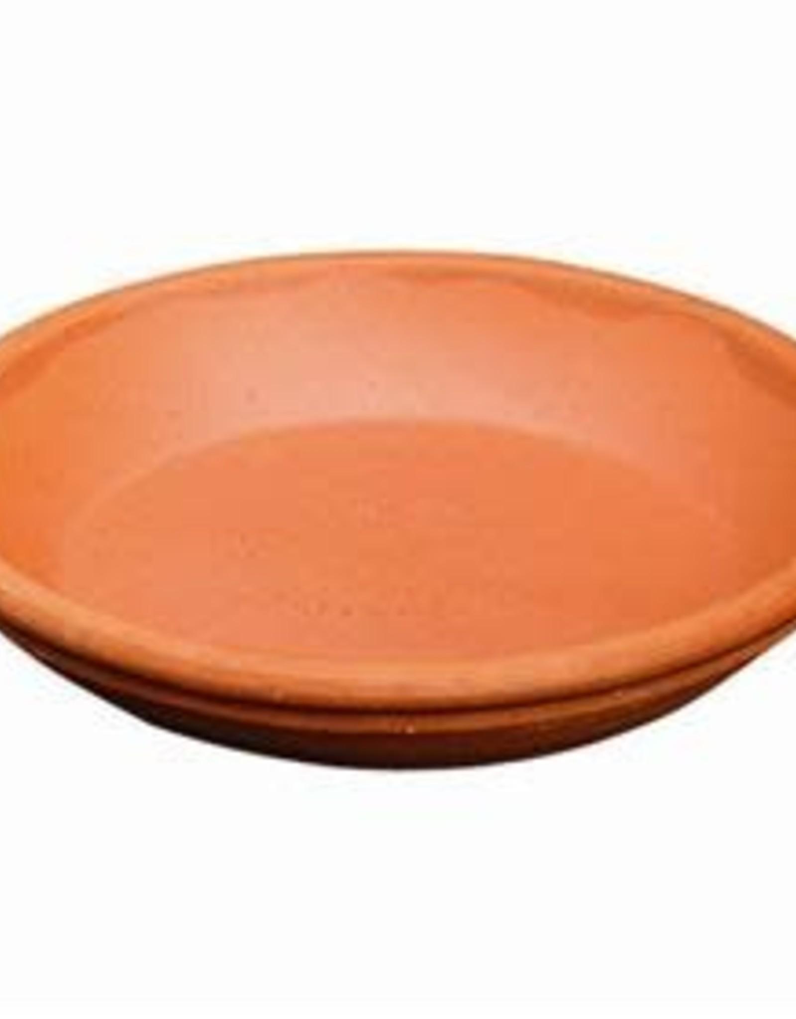 Van Der Gucht Terracotta saucer ∅ 7cm