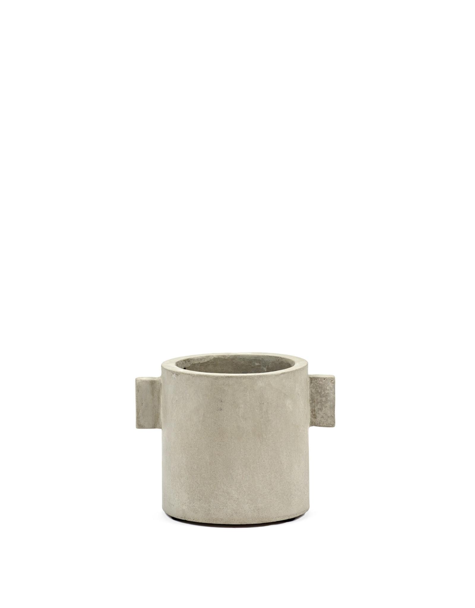 serax Concrete Pot Ø11 h13