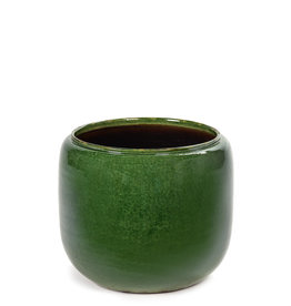 serax Costa Green Ø18
