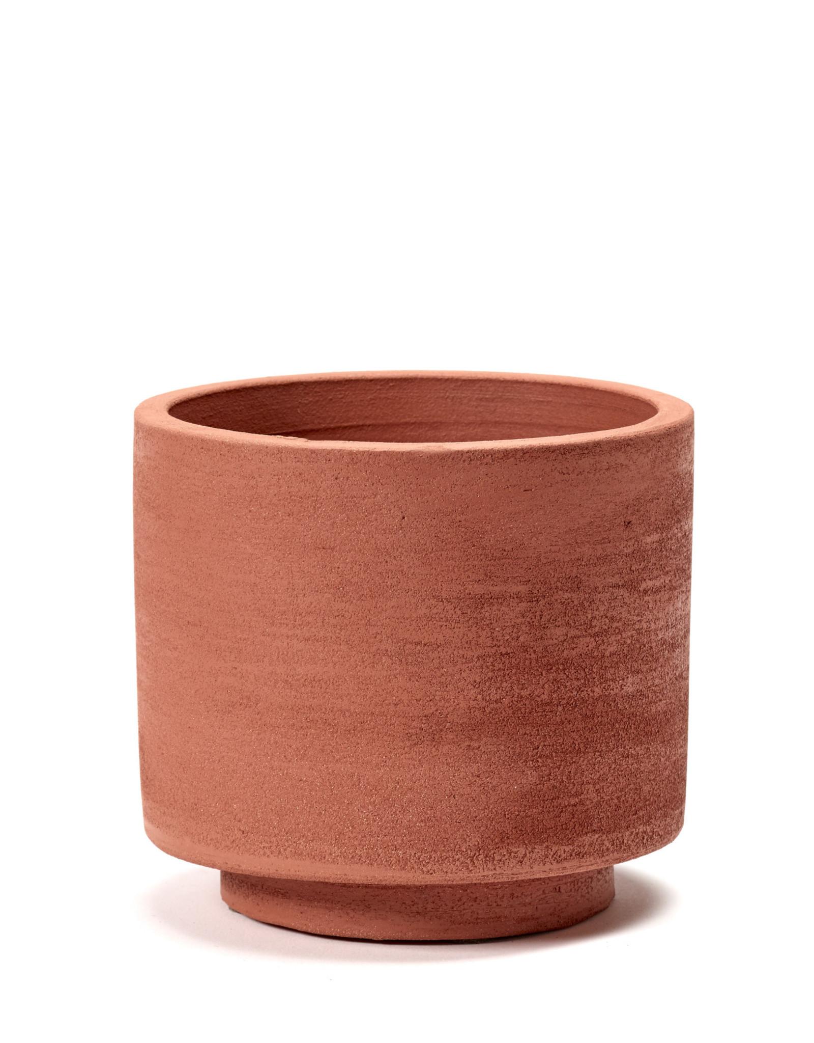 serax Cylinder Red ∅15 h13