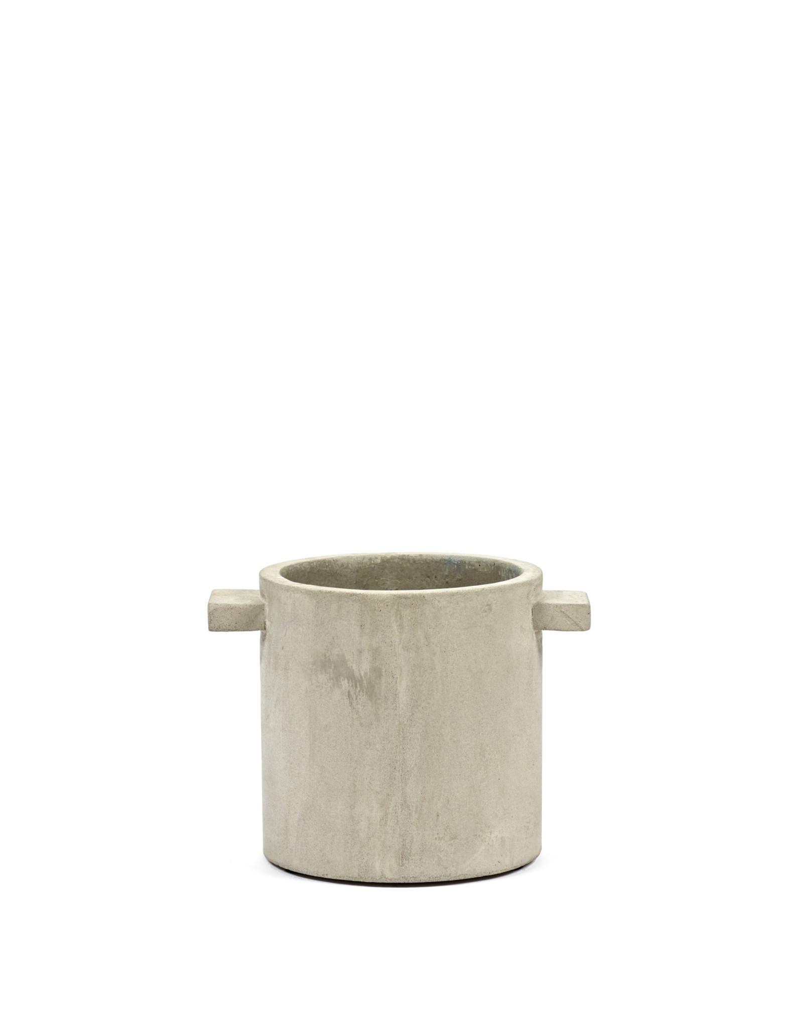 serax Concrete Pot Ø13 h15