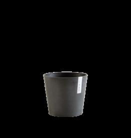 Ecopots Ecopot 'Amsterdam' Mini - Dark Grey ∅17