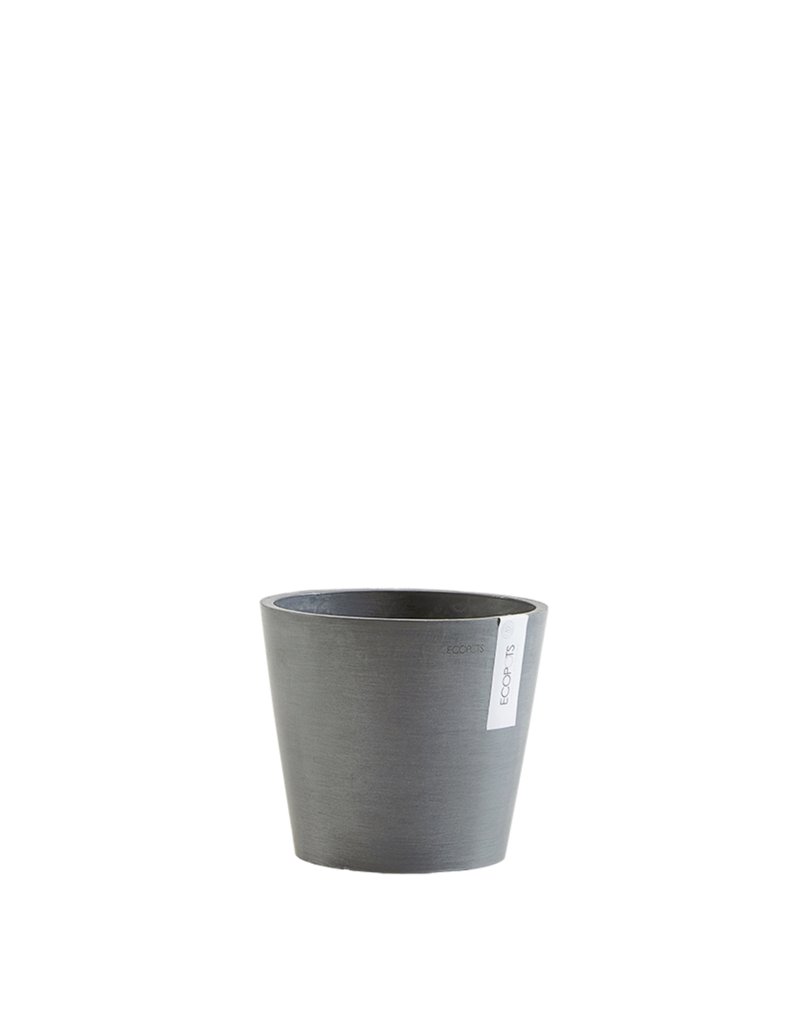 Ecopots Ecopot 'Amsterdam' - Grey ∅20