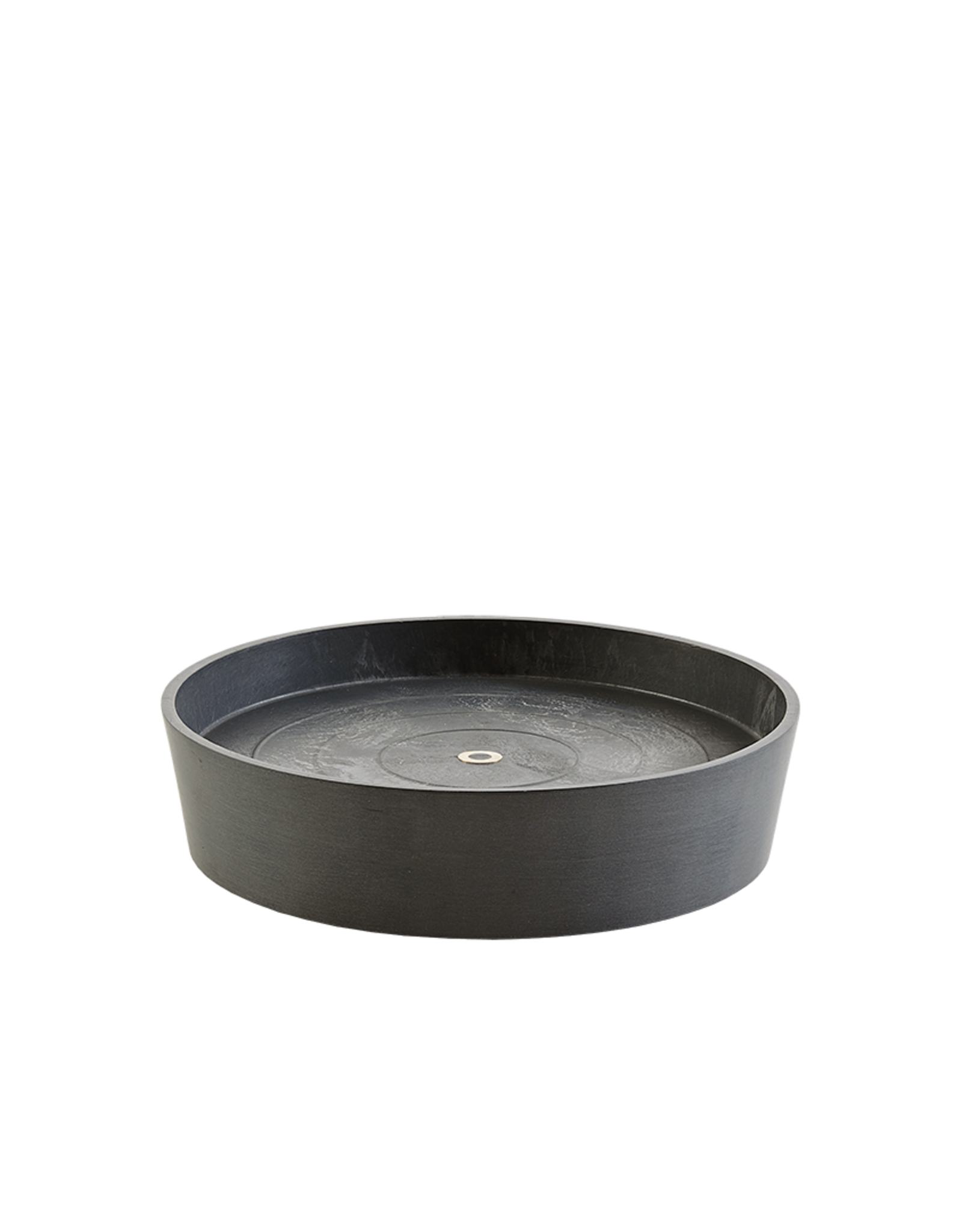 Ecopots Saucer on Wheels - Dark Grey ∅50
