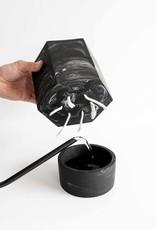 House Raccoon Hapi Self Watering Pot - Silver Green Ø 12 cm