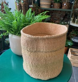 Solid Crafts Hadithi Basket L - soft neutral