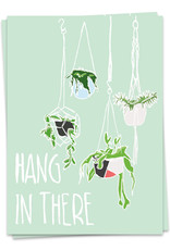Kaart Blanche Hang in there
