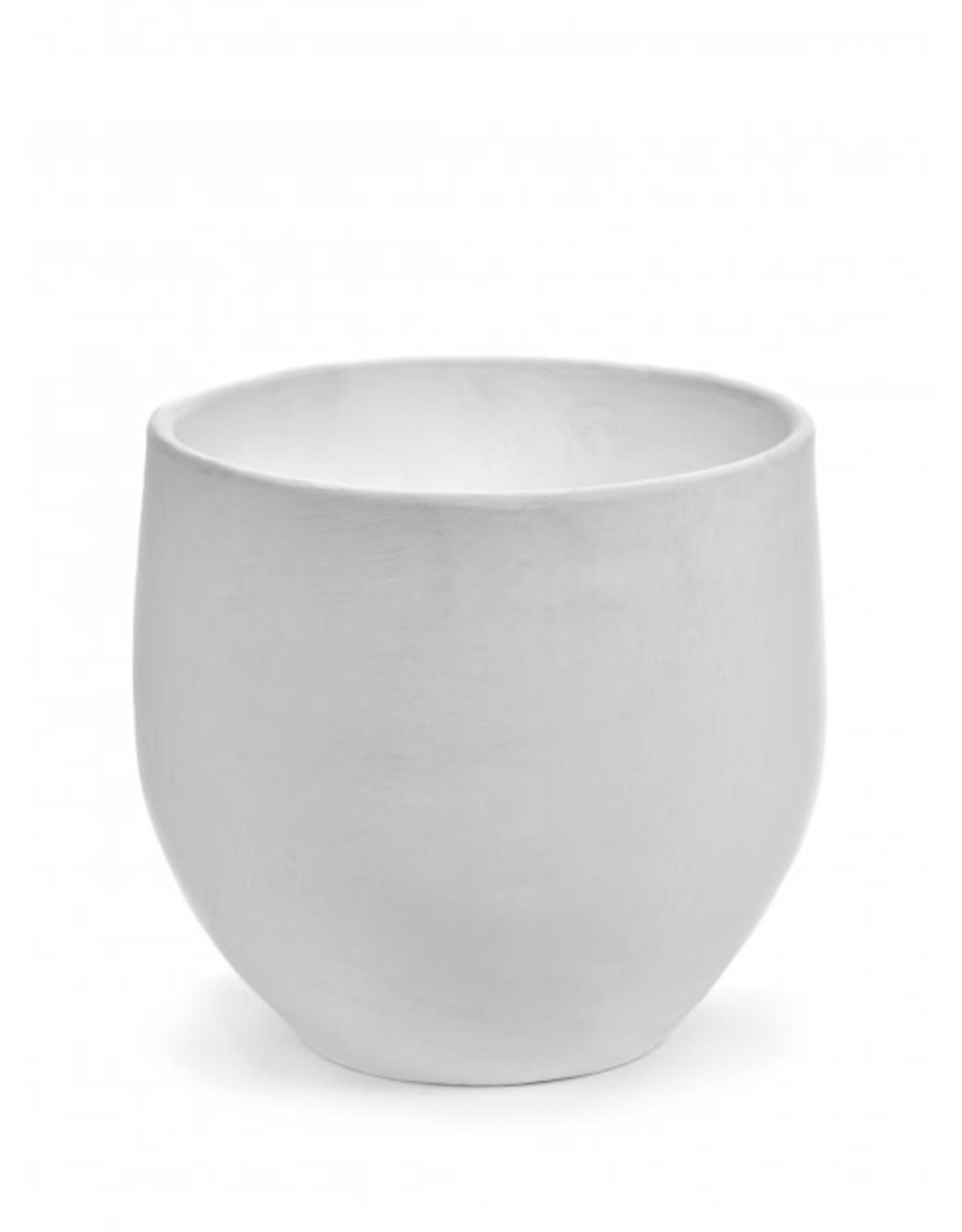 serax Classic Pot White D27H25