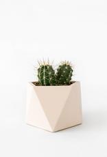 House Raccoon Mare Planter - Large - Millennial Pink Ø 8,5 cm