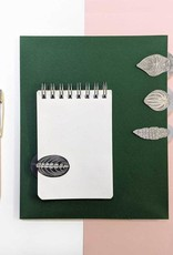 another studio Leaf Bookmarks - Silver