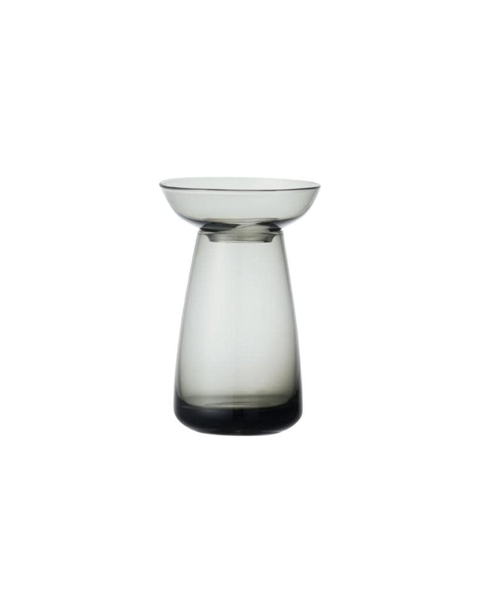 Kinto Aqua Culture Vase  small  (grey)