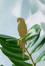 another studio Golden plant hanger - Parrot