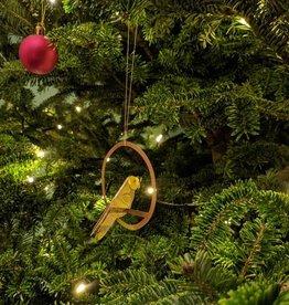 another studio Hanging bird decoration