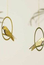 another studio Hanging bird decoration