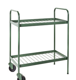 Trolley Sage Green 40X85 H70