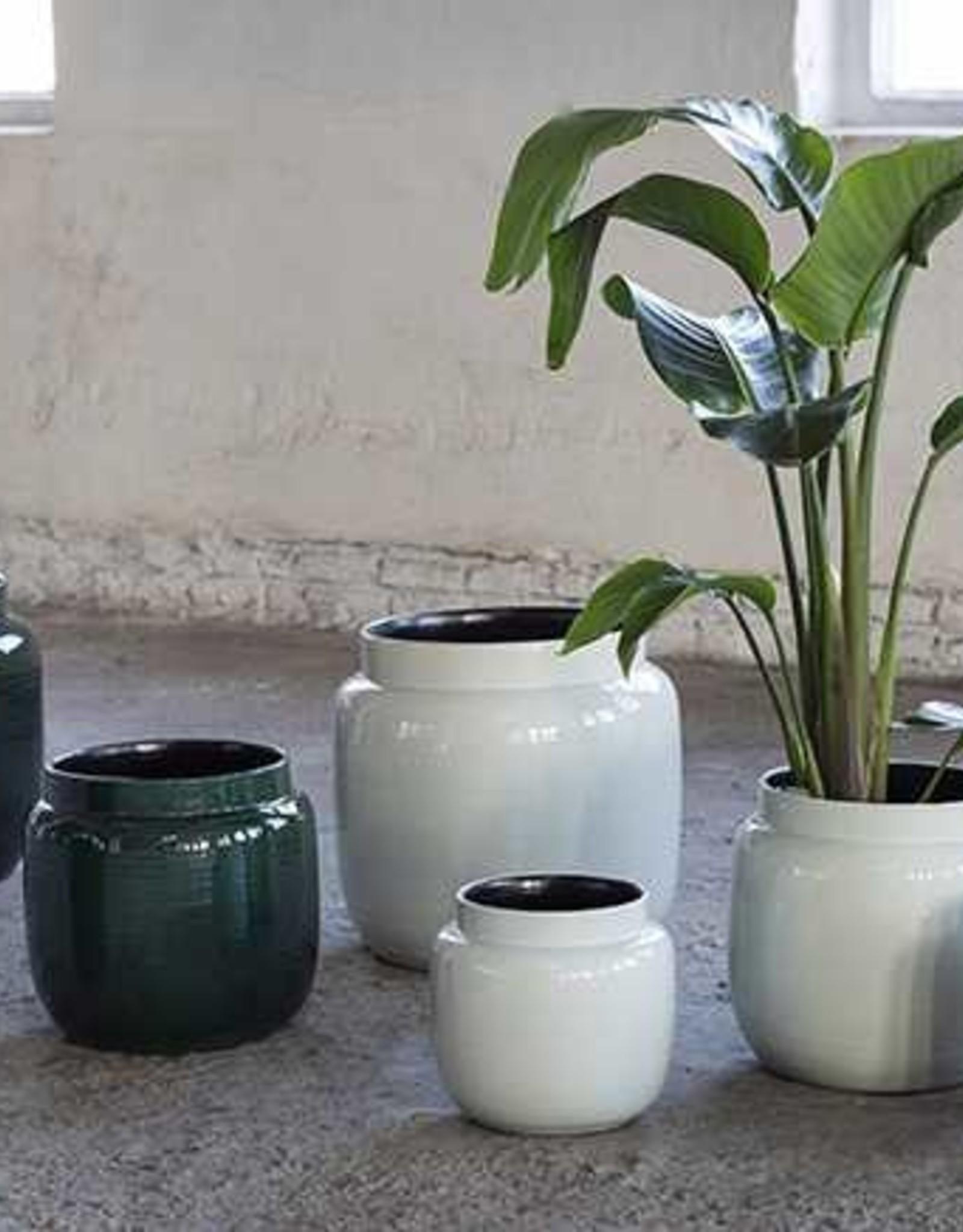 serax Light Grey Pot Ø24 h28 cm