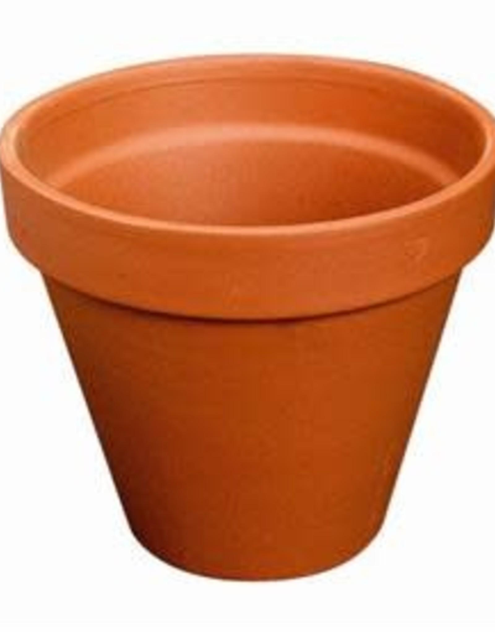 Van Der Gucht Terracotta Pot ∅23 x 21H (iterra)