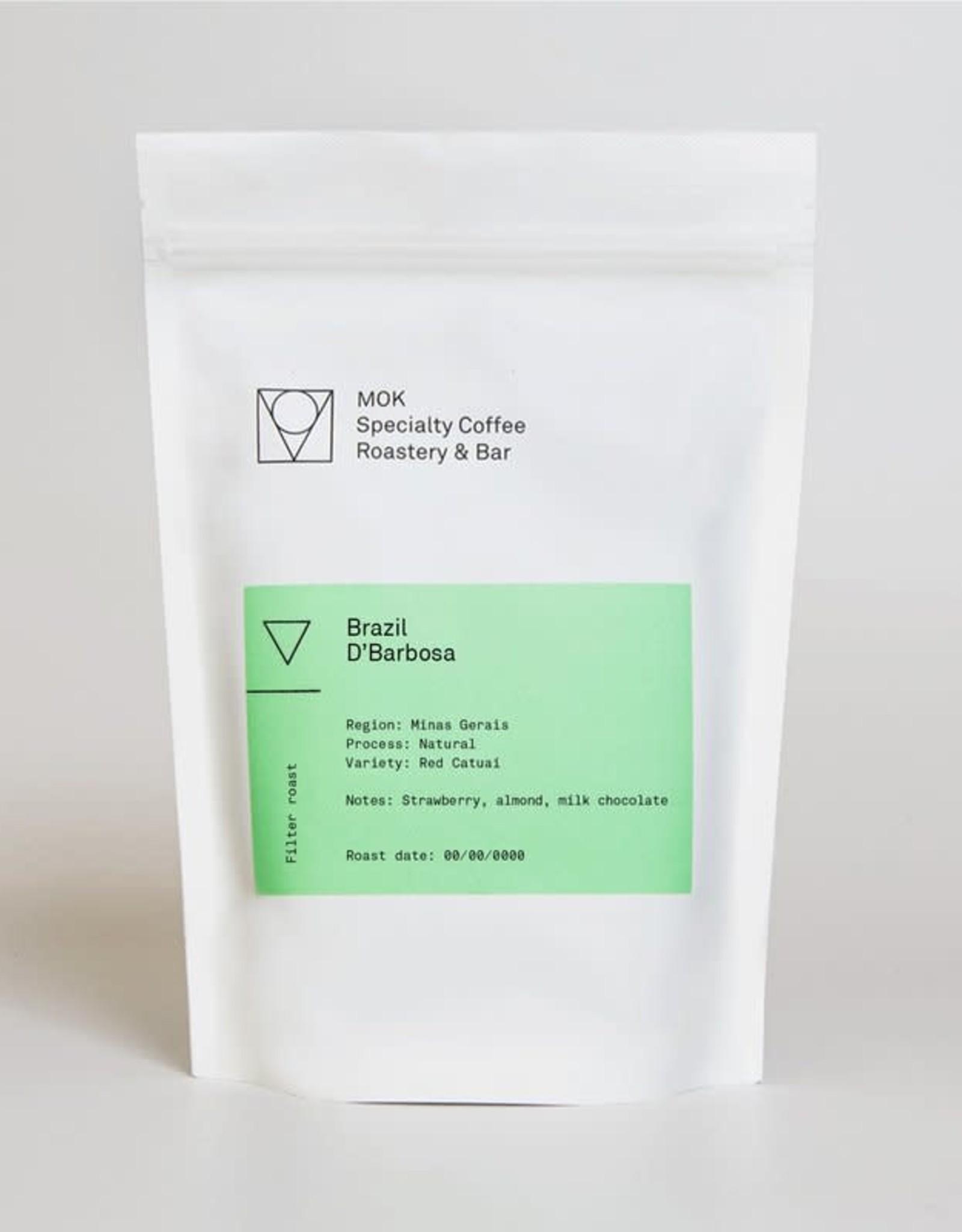Filter Coffee - Brazil, D'Barbosa 250g