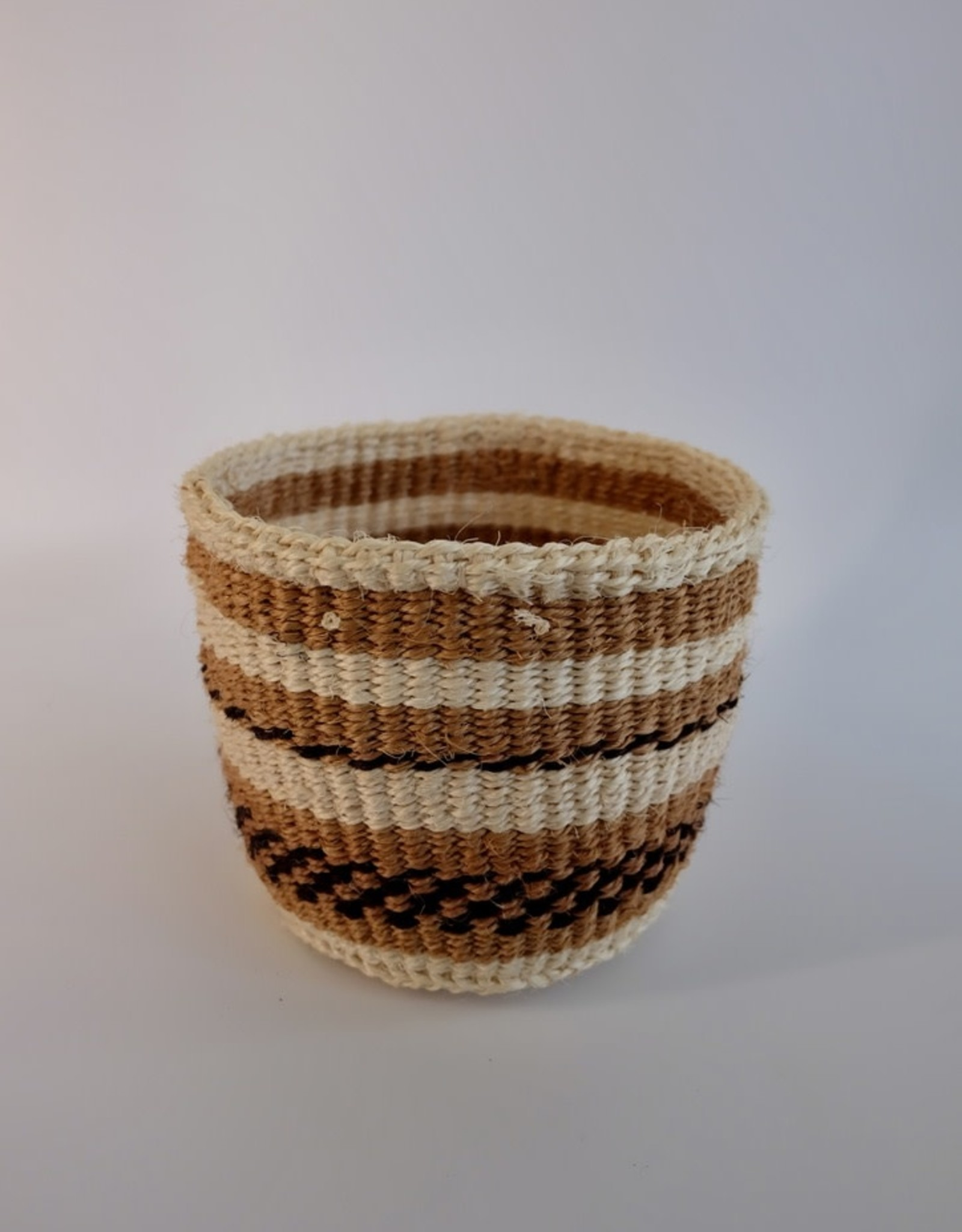 Solid Crafts Hadithi Basket XS - traditional by Julia