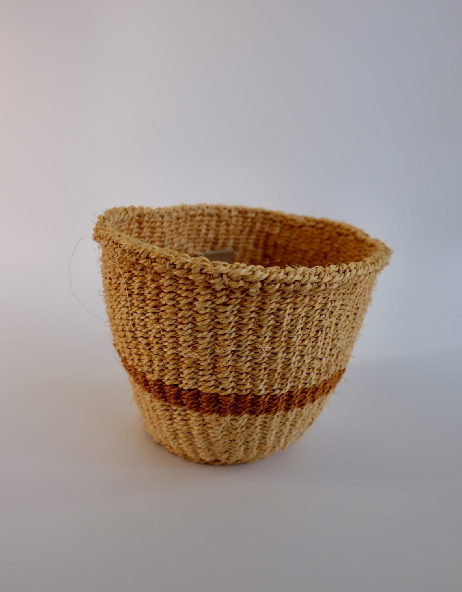 Solid Crafts Hadithi Basket XS - traditional by Evaline