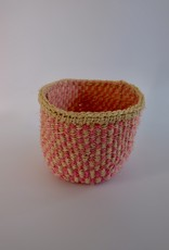 Solid Crafts Hadithi Basket XS - pink by Florence
