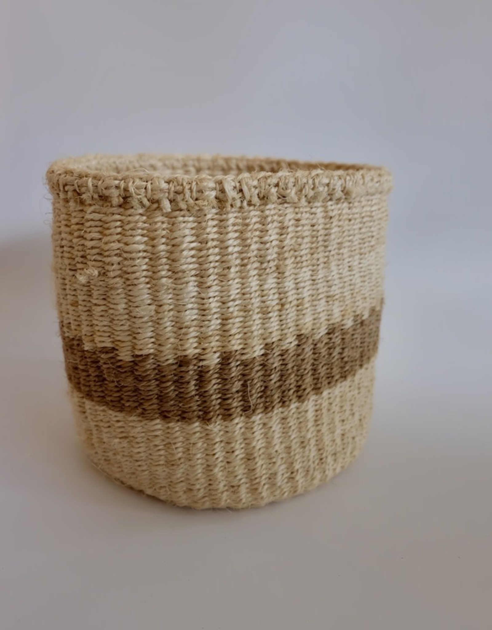 Solid Crafts Hadithi Basket S - traditional by Joyce