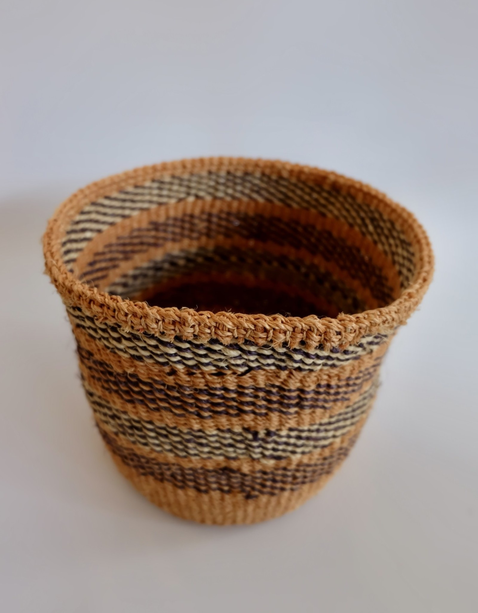 Solid Crafts Hadithi Basket S - traditional by Gloria