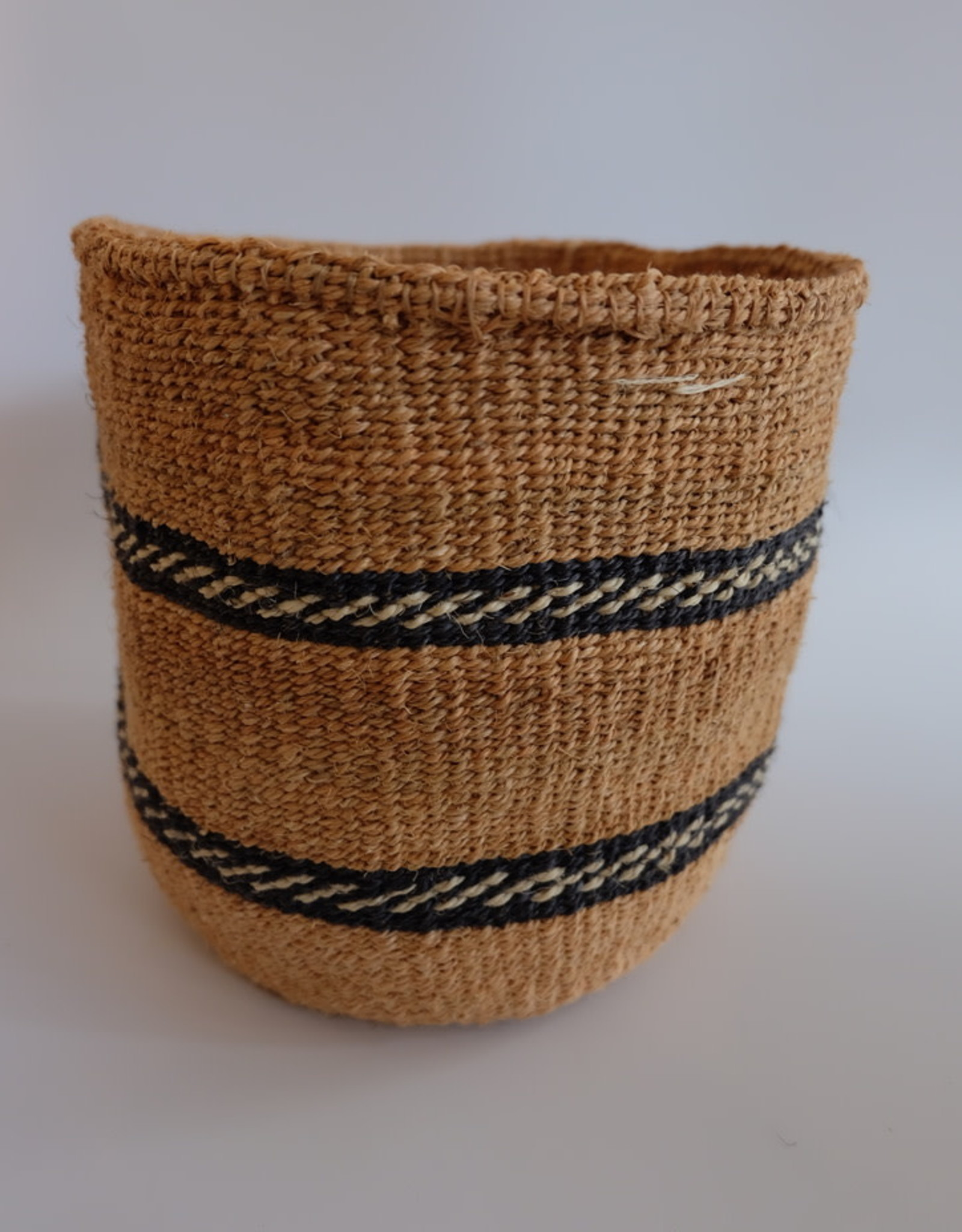 Solid Crafts Hadithi Basket S - traditional by Emily