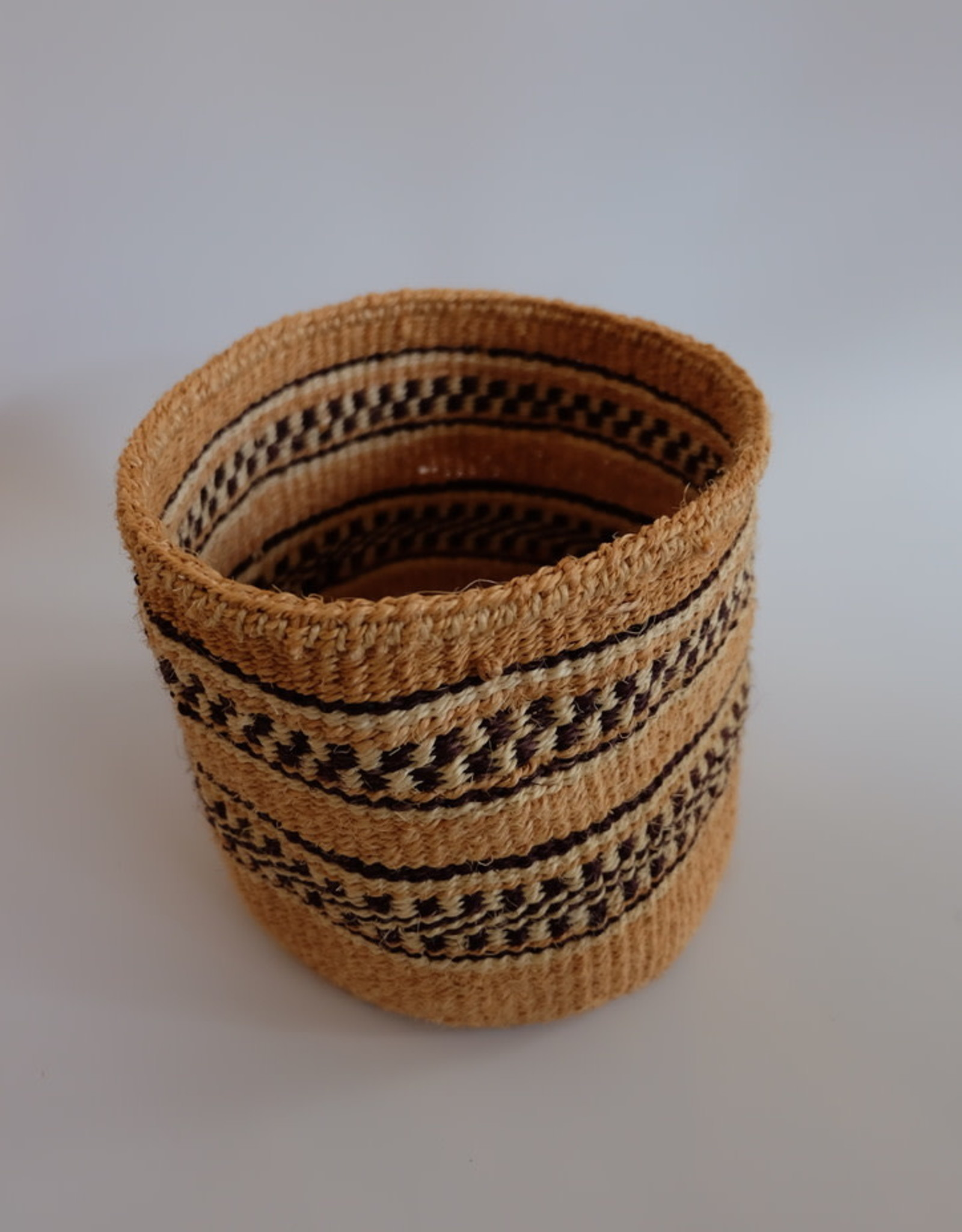 Solid Crafts Hadithi Basket S - traditional by Dorine