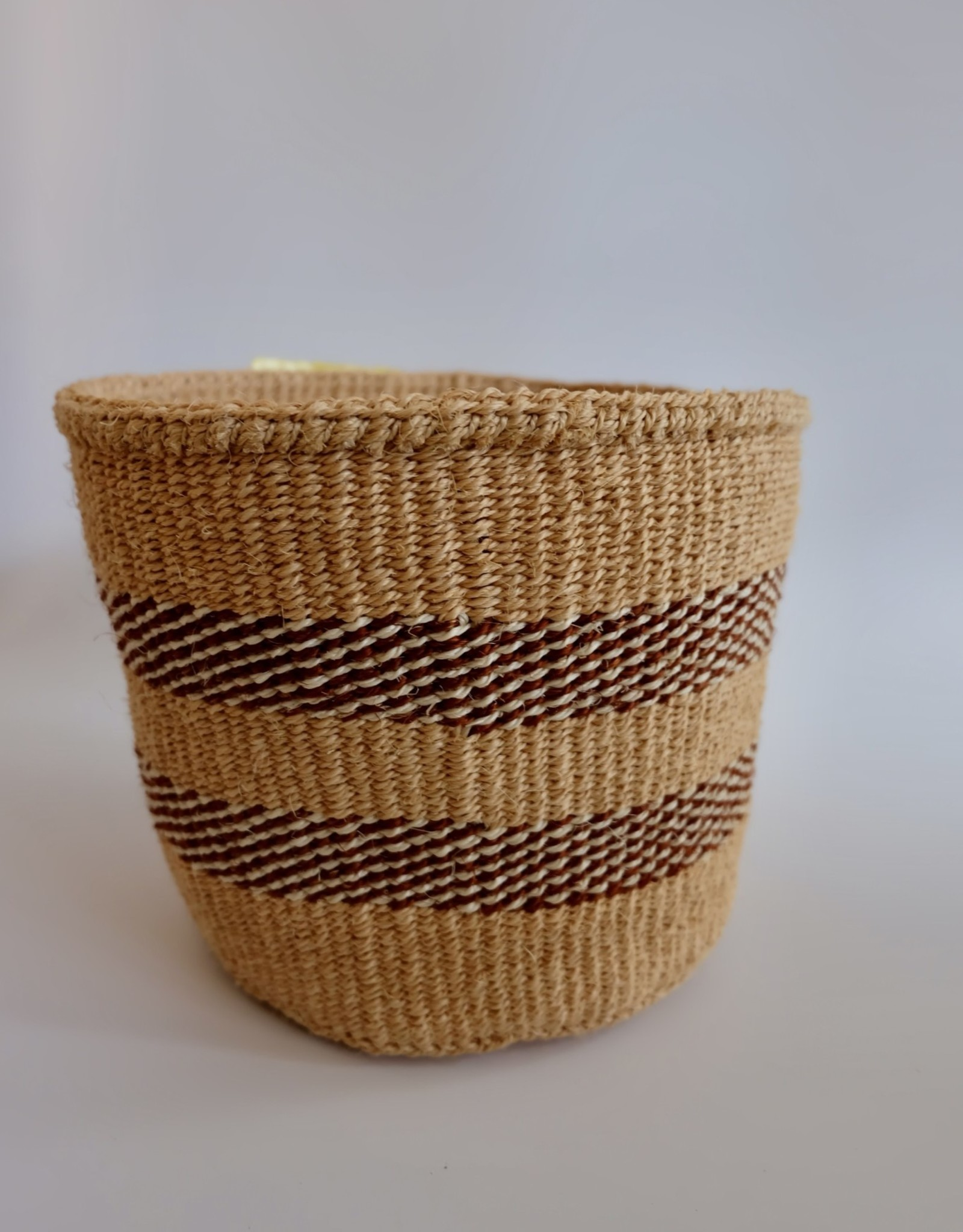 Solid Crafts Hadithi Basket S - traditional by Christine
