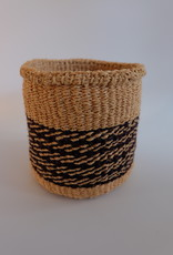 Solid Crafts Hadithi Basket S - black by Anjeline